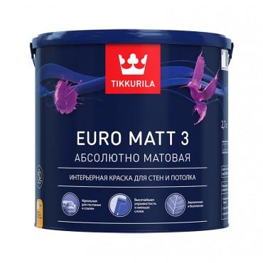 Евро Матт 3 А (2,7л)